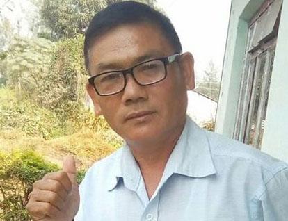 Shib Bahadur Gurung