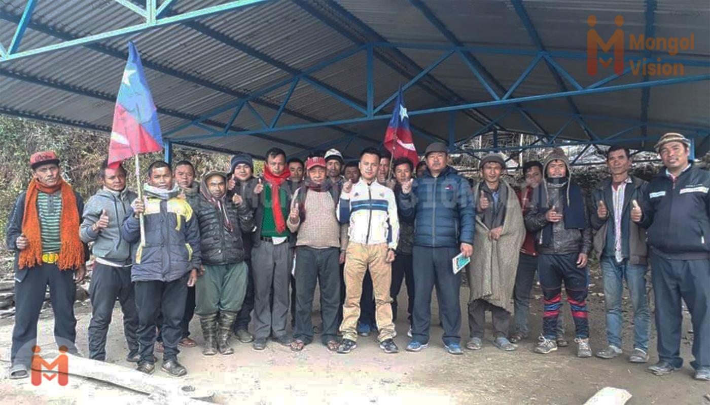 गोर्खामा मंगोलको भेटघाट साथै प्रशिक्षण कार्यक्रम सम्पन्न