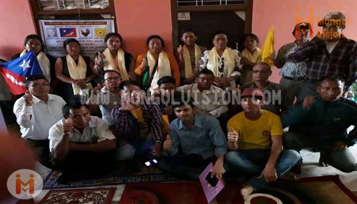 देवदहमा मंगोल प्रशिक्षण तथा वार्ड सभा गठन