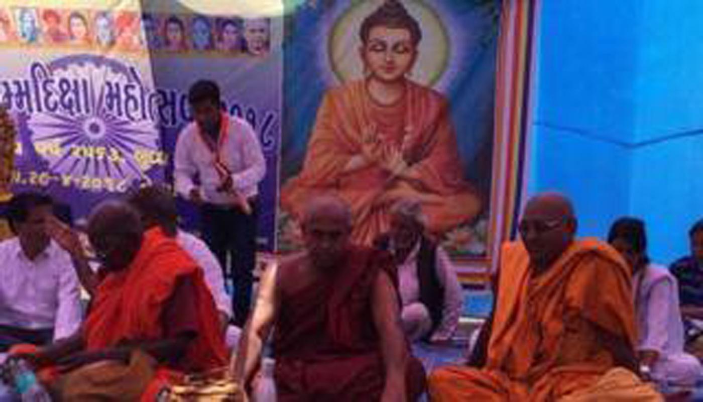 भारतः सम्मानका लागि सयौँ दलितले गरे धर्मपरिवर्तन