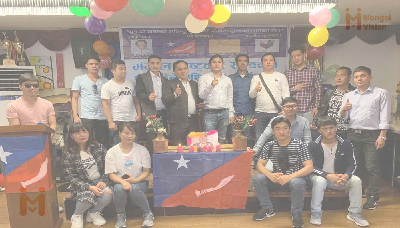 दक्षिण कोरियामा एम.एन.ओ. र मंगोल राष्ट्रबाद सम्वन्धी प्रशिक्षण सम्पन्न।