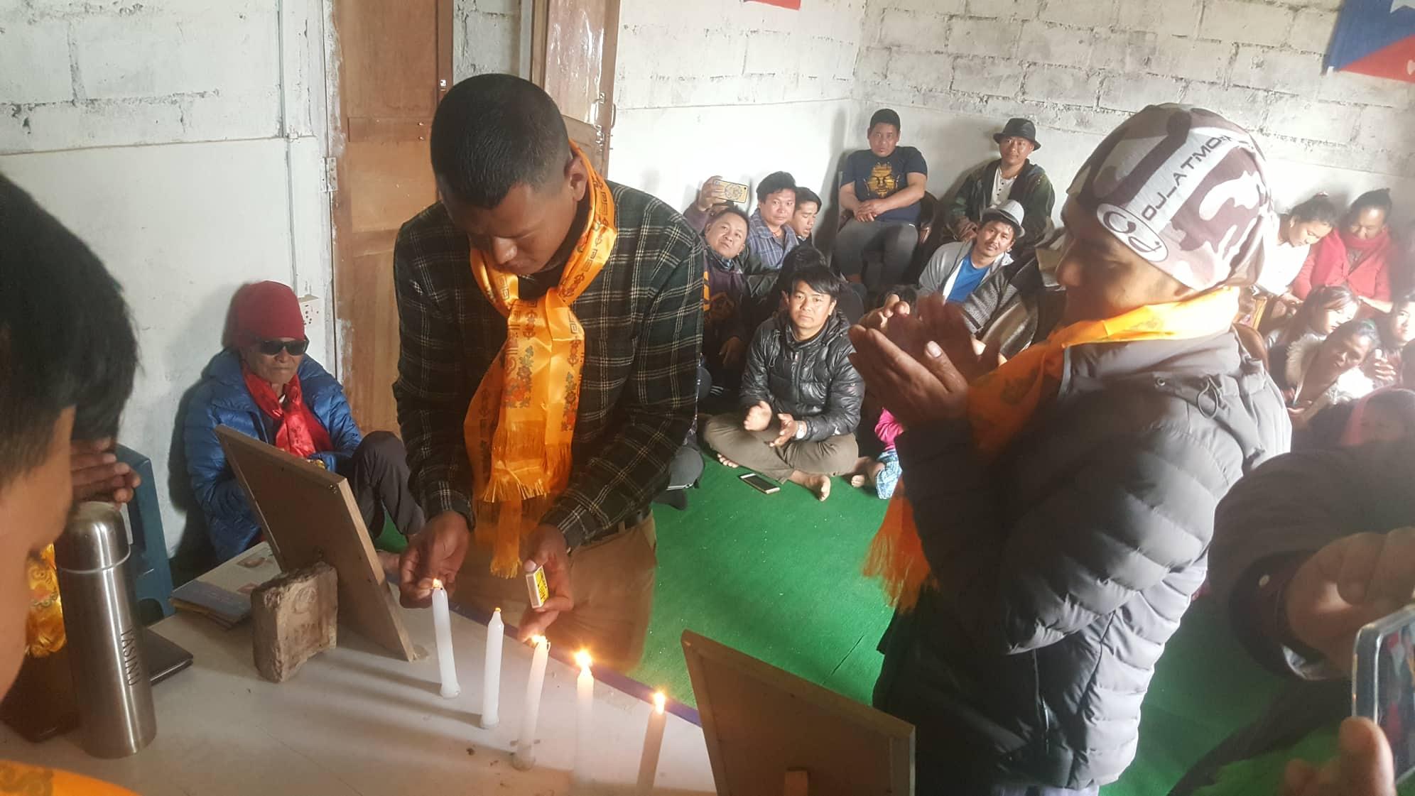 एम.एन.ओ. तेस्रो धादिङ जिल्ला सभा अधिवेशनको तयारी तिब्र