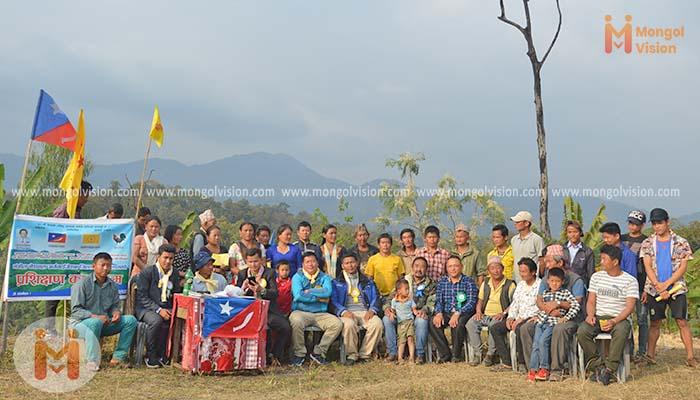 माईनगर - १, त्रीवेणी चोकमा मंगोल प्रशिक्षण सम्पन्न