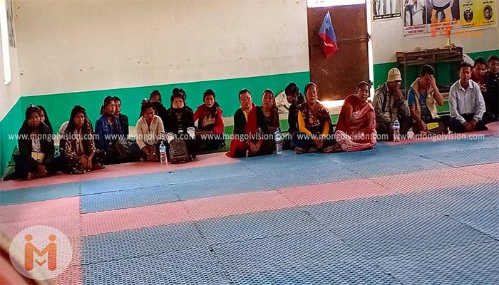 कटारी नगरपालिका -2 ,गरासेमा मंगोल प्रशिक्षण