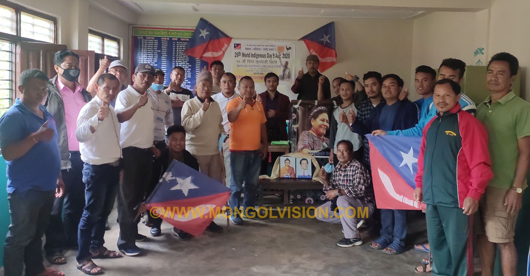 पाल्पाको बिभिन्न स्थानमा २६ औं विश्व मूलबासी दिवश सम्पन्न