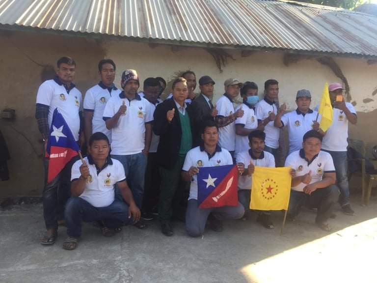 लुम्बिनी प्रदेशको दाङमा एम.एन.ओको  प्रशिक्षण सम्पन्न