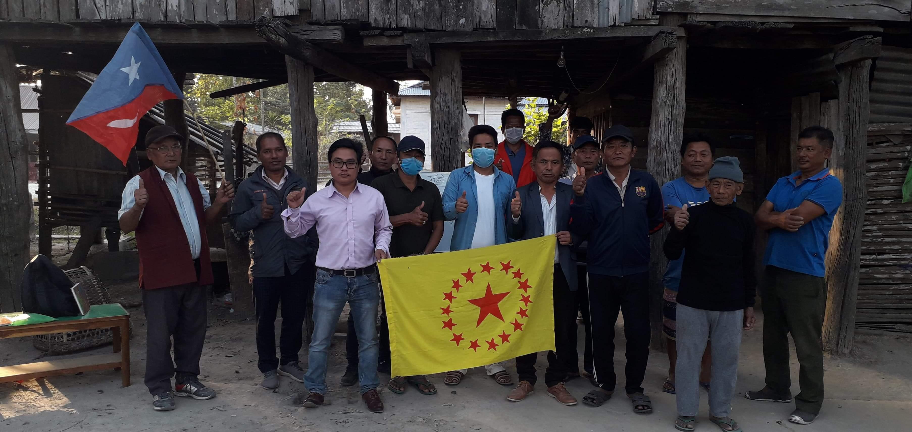 कमल गाउँपालिका एकता चौकमा मंगोल राष्ट्रवाद सम्बन्धि प्रशिक्षण कार्यक्रम सम्पन्न