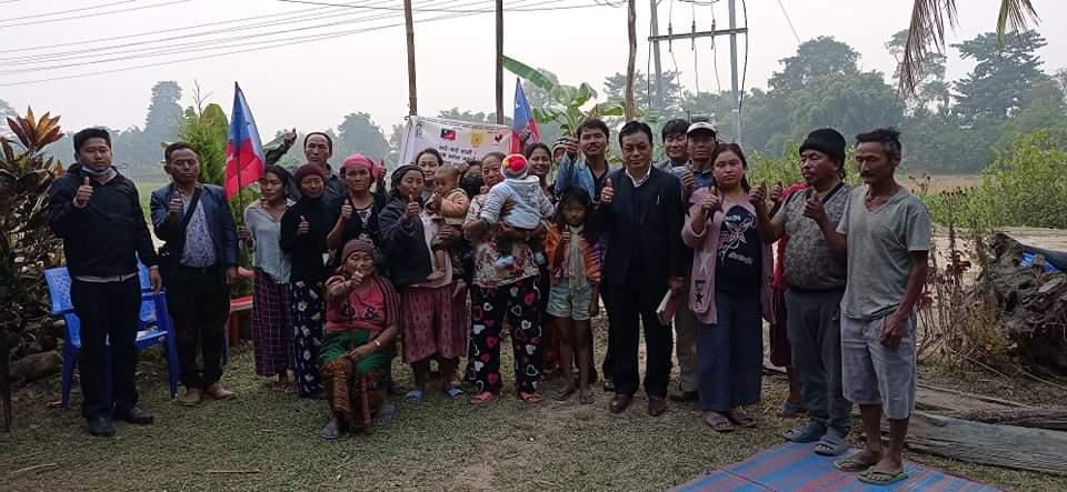 चुलाचुली गाउँ पालिका -2 छथरे टोल मा मंगोल राष्ट्रवाद सम्बन्धि प्रशिक्षण सम्पन्न