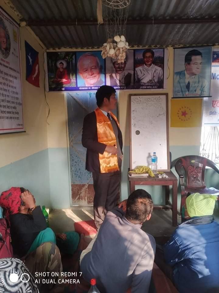 बुटवलमा एम.एन.ओको प्रशिक्षण सम्पन्न