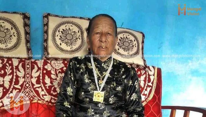 एम एनओ सुनसरी जिल्ला अध्यक्ष लाई मातृशोक